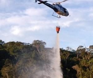 Minas envia ajuda militar para combate aos incêndios no Pantanal