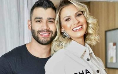 Gusttavo Lima e Andressa Suita estão separados, afirma Leo Dias