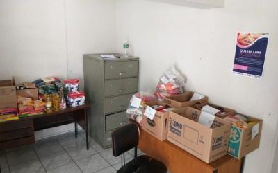 Quarentena Solidária arrecadará álcool gel e materiais de limpeza e higiene pessoal