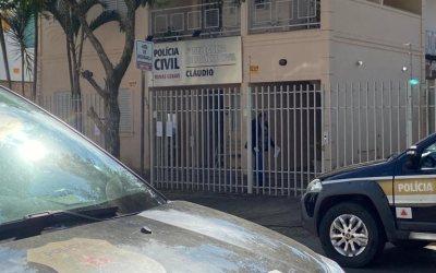 Com apoio da delegacia de Itaúna, PC deflagra operação contra tráfico