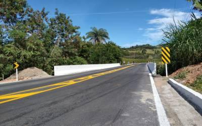 Ponte do Distrito Industrial é inaugurada