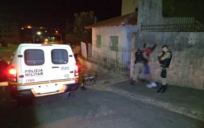 Jovem é preso em Itaúna durante Operação Inquietação