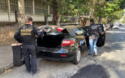 PF faz operação contra fraudes na aquisição de armas de fogo