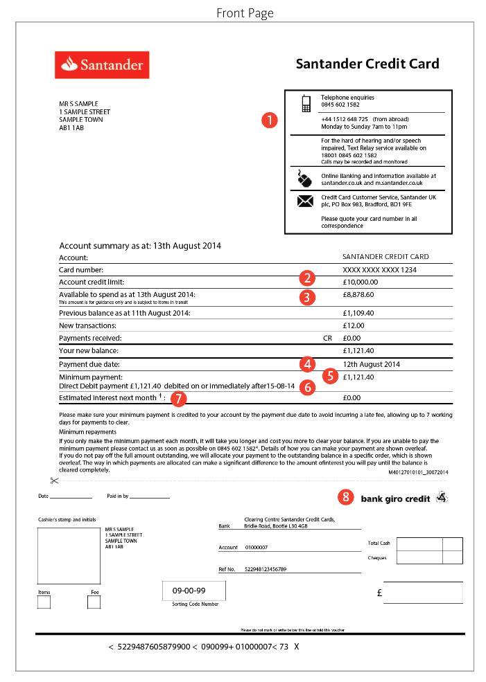 Santander Bank Personal Online Banking