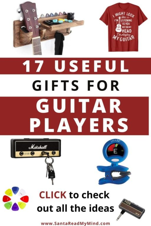 17 Useful gifts for guitar players that they'll love and appreciate