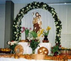 St. Joseph Table