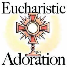 Eucharistic Adoration - April 27, 2019