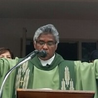 Update from Father Devdas on Mass times with Guidelines for attending Mass