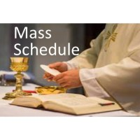 Weekday Mass (Monday through Friday): 8:00 Sunday Mass: 8:00 am, 9:30 am & 11:00 am Sunday Vigil: 4:30 pm (resumes Sat, June 20)