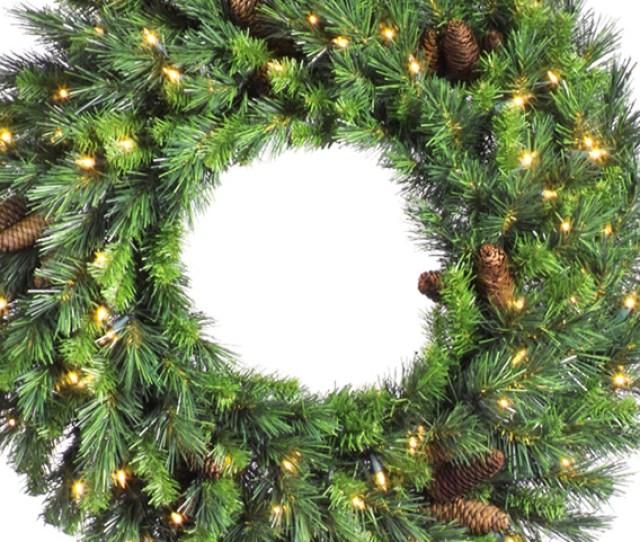 Cheyenne Pine Christmas Wreaths