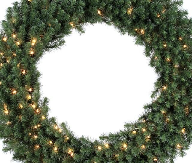 Giant Douglas Fir Wreaths