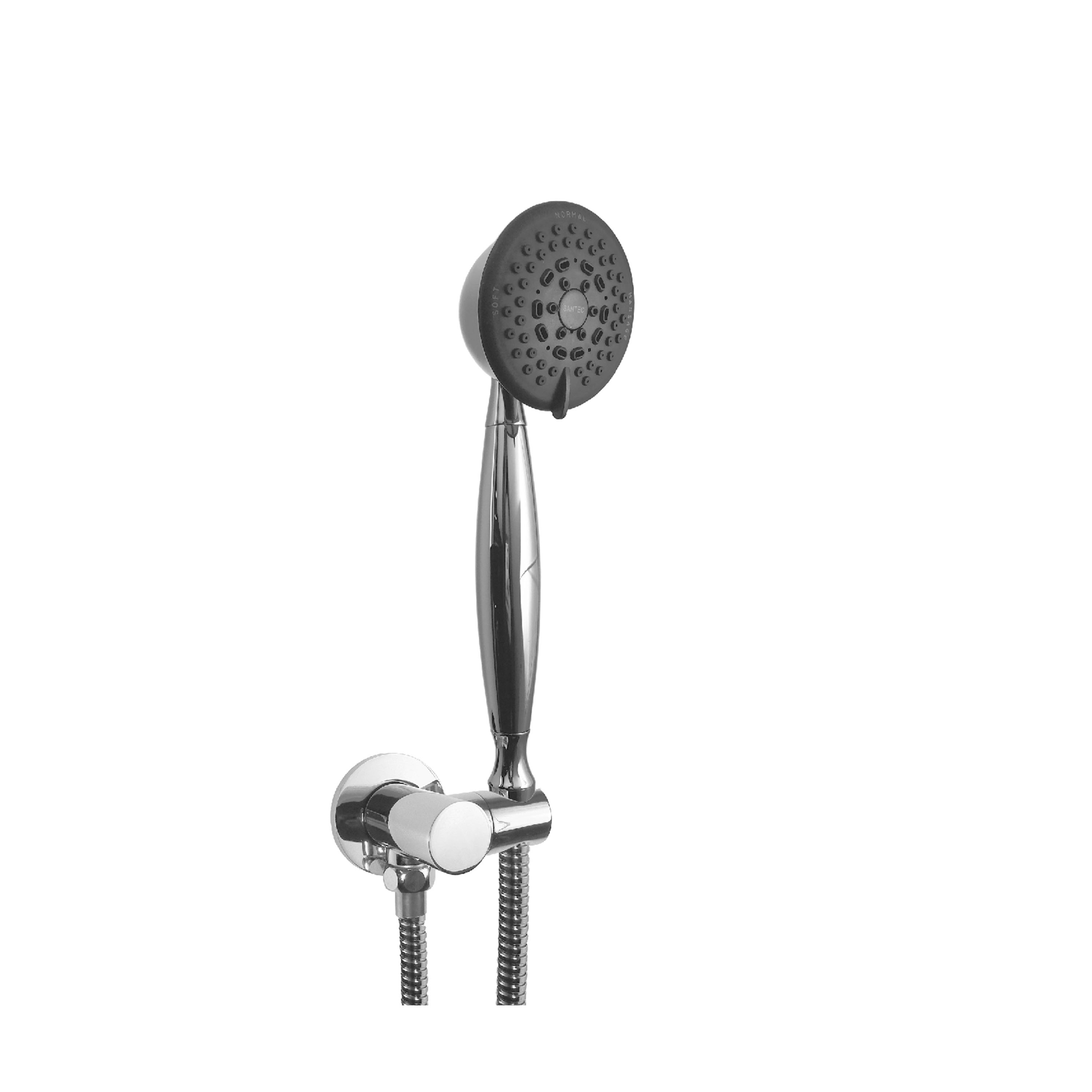 Multifunction Hand Shower Set With Adjustable Bracket And