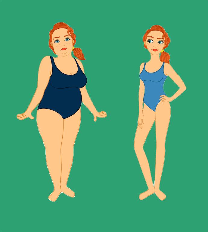 Comment perdre du poids naturellement