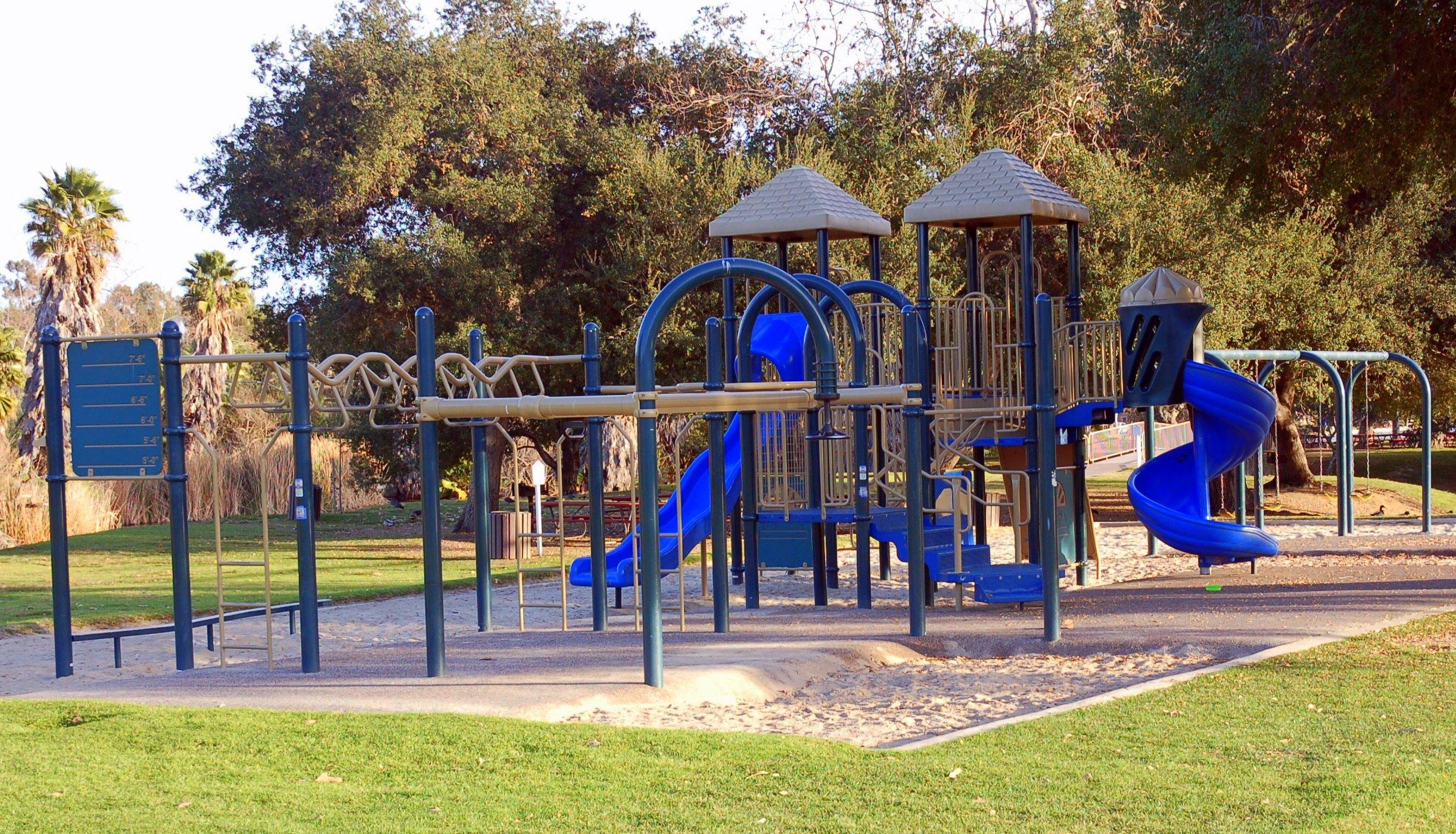 Playgrounds  Santee Lakes