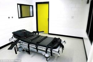 Salle d'exécution