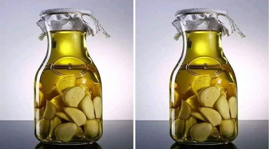 Le l'ail dans l'huile d'olive est l'antibiotique le plus puissant de votre maison.