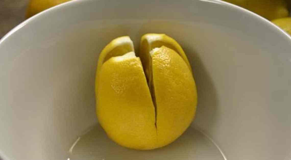 Comment nettoyer votre chambre des mauvais esprits en utilisant du citron