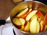 Pomme bouillie