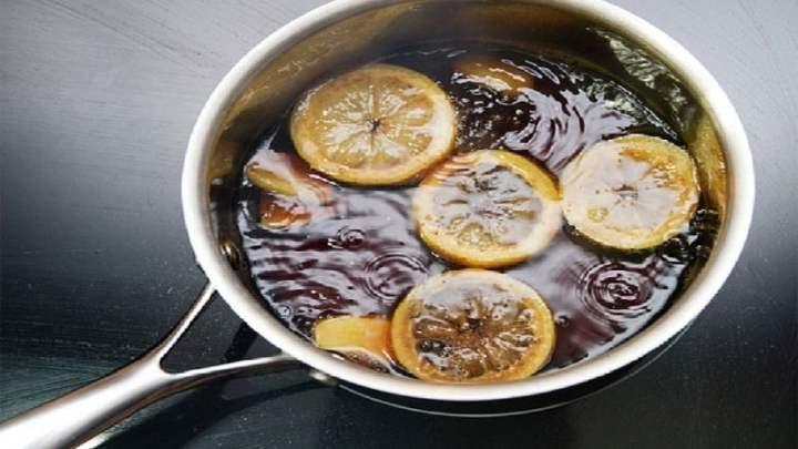 Recette de Coca-Cola bouilli au gingembre et au citron