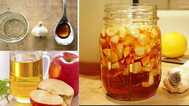 Les Remèdes naturel au vinaigre de cidre de pomme