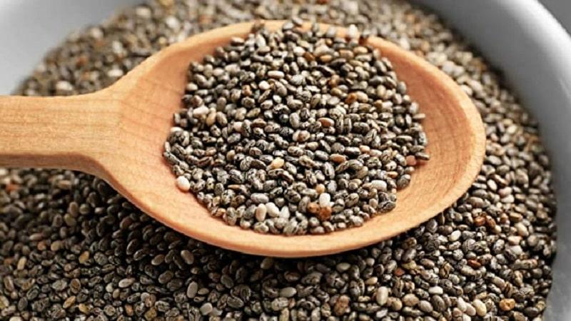 Avantages incroyables pour la santé des graines de chia