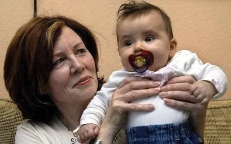 Une femme allemande donne naissance à des quadruplés à 65 ans