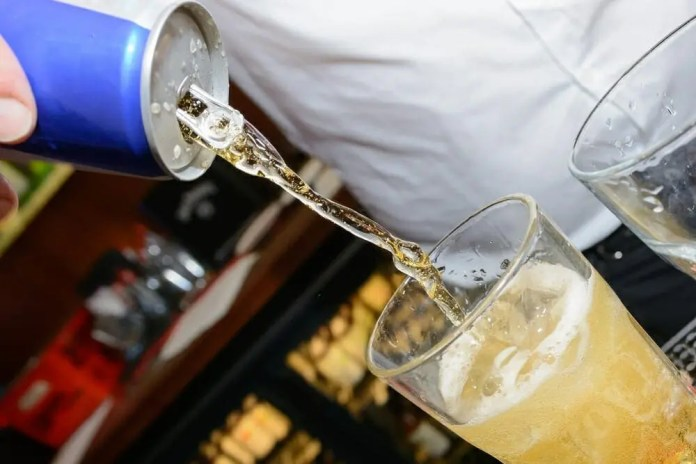 boissons énergisantes