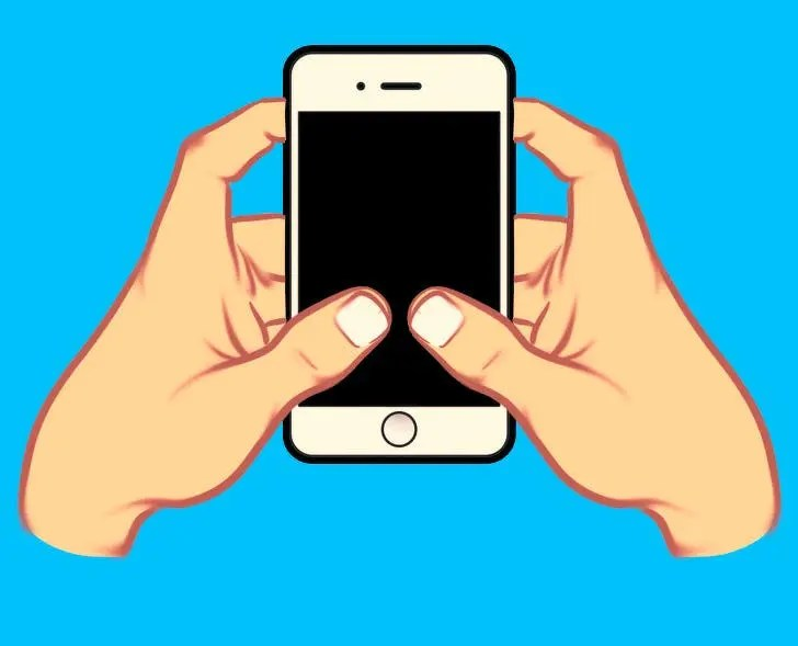 La façon de tenir votre téléphone en dit long sur votre personnalité