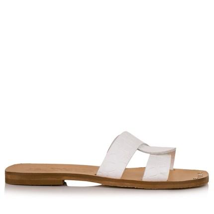 Sante Sandals Λευκό - SKU-19-261-09