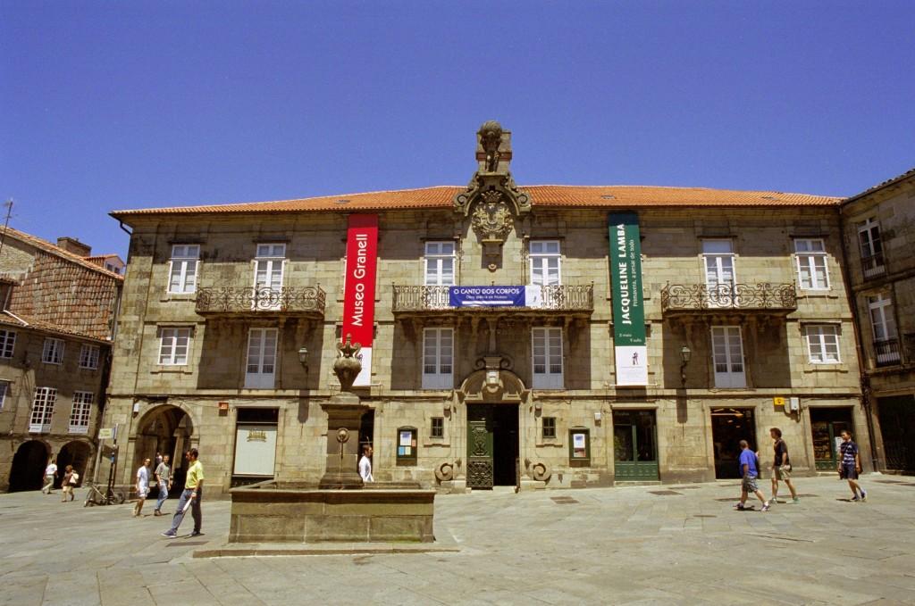 Pazo Bendaña Santiago de Compostela