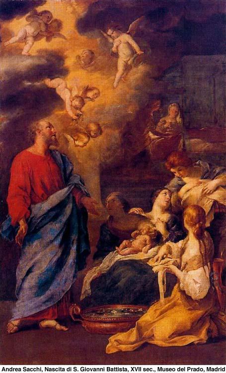 Rojstvo Janeza Krstnika