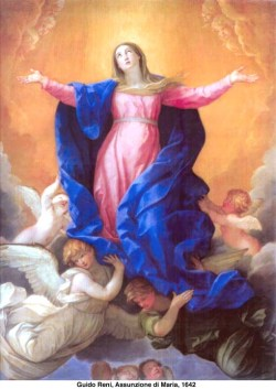 Marijino vnebovzetje