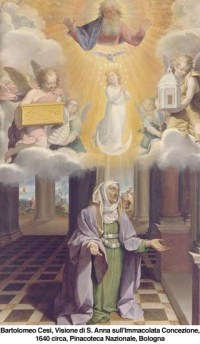Brezmadežno spočetje Device Marije