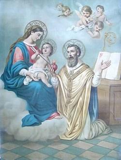 sveti Avguštin - škof in cerkveni učitelj