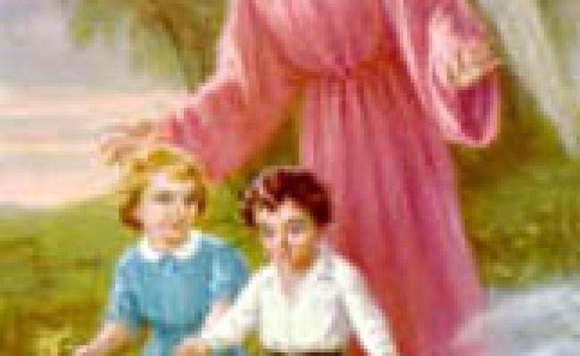 Il Santo Del Giorno Santi Angeli Custodi Stand Up And