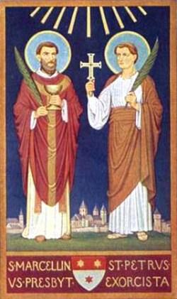 Marcelin in Peter