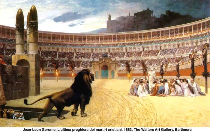 Prvi mučenci rimske Cerkve
