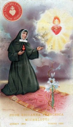 Ivana Frančiška od Marijinega Obiskanja