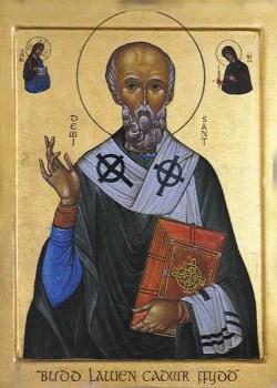 sveti David - škof