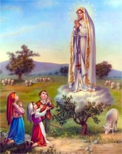 Fatimska Mati Božja