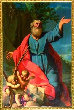 sveti Izaija - prerok
