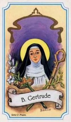 sv. Gertruda