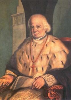 blaženi Janez Nepomuk Tschiderer Von Gleifheim