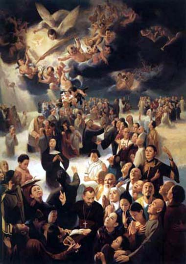 The Chinese Martyrs