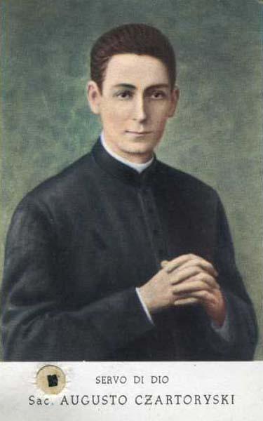Avgust Czartoryski