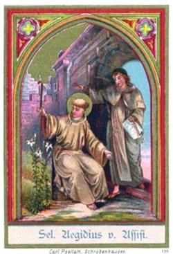 Egidij Asiški