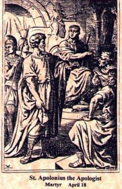 sveti Apolonij