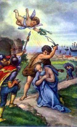 sveti Maron - mučenec