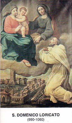 sveti Dominik Loricato
