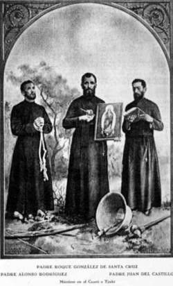 sveti Janez del Castillo